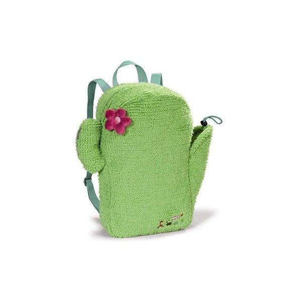 Детска плюшена раница - Кактус